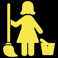 sanflower-icon-pulizie